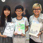 Bế giảng lớp vẽ truyện tranh Manga Comics nâng cao 6 151