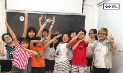 Tổng kết lớp dạy vẽ truyện tranh Manga Comics nâng cao khóa 06