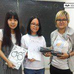 Bế giảng lớp vẽ truyện tranh Manga Comics nâng cao 6 71