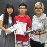 Bế giảng lớp vẽ truyện tranh Manga Comics nâng cao 6 81