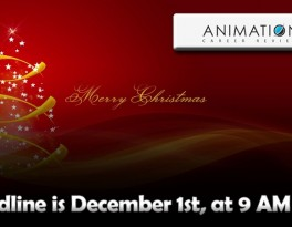 Christmas Holiday Animation Contest 2017