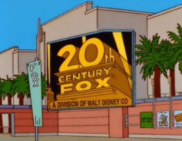 Disney mua lại hãng Fox The Simpson