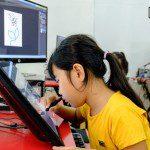 Khai giảng lớp vẽ truyện tranh manga comics trên máy tính khoá 2