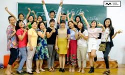 Tập huấn Sketchnote Sketchtalk cho tổ chức Room To Read