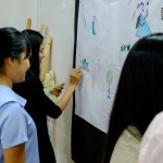 lớp học sketch note sketch talk room to read 10