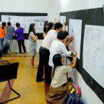 lớp học sketch note sketch talk room to read 12