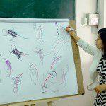 lớp học sketch note sketch talk room to read