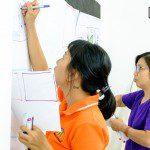 lớp học sketch note sketch talk room to read 19