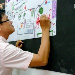 lớp học sketch note sketch talk room to read 31