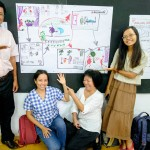 lớp học sketch note sketch talk room to read 34