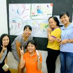 lớp học sketch note sketch talk room to read 36
