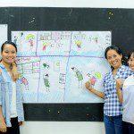lớp học sketch note sketch talk room to read 39