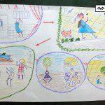 lớp học sketch note sketch talk room to read 41