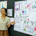 lớp học sketch note sketch talk room to read 43