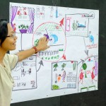 lớp học sketch note sketch talk room to read 44