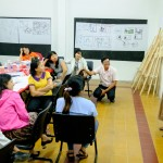 lớp học sketch note sketch talk room to read 47