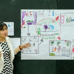 lớp học sketch note sketch talk room to read 49