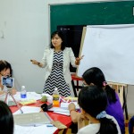 lớp học sketch note sketch talk room to read 5