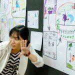 lớp học sketch note sketch talk room to read 52