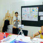 lớp học sketch note sketch talk room to read 65