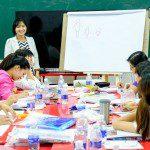 lớp học sketch note sketch talk room to read 71