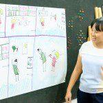 lớp học sketch note sketch talk room to read 73