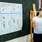 lớp học sketch note sketch talk room to read 74