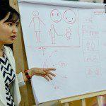 lớp học sketch note sketch talk room to read 75