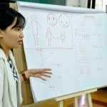 lớp học sketch note sketch talk room to read 76