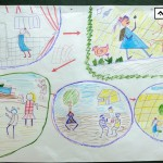 lớp học sketch note sketch talk room to read 78