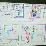 lớp học sketch note sketch talk room to read 79