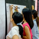 lớp học sketch note sketch talk room to read 8