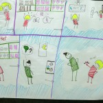 lớp học sketch note sketch talk room to read 80