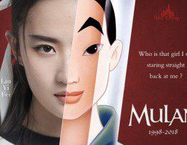 Lưu Diệc Phi trở thành diễn viên châu Á đầu tiên gia nhập hàng ngũ Công chúa Disney