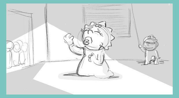 Phim hoạt hình The Longest Day Care 1
