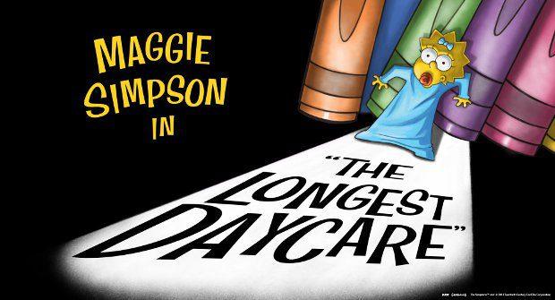 The Longest Daycare – Thử nghiệm 3D đầu tiên từ đoàn làm phim The Simpsons