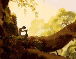 Phim hoạt hình Adam and Dog 11