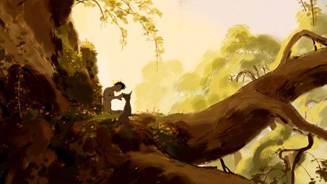 Adam and Dog – Đắm chìm trong bối cảnh Eden hùng vĩ của đạo diễn Triều Tiên