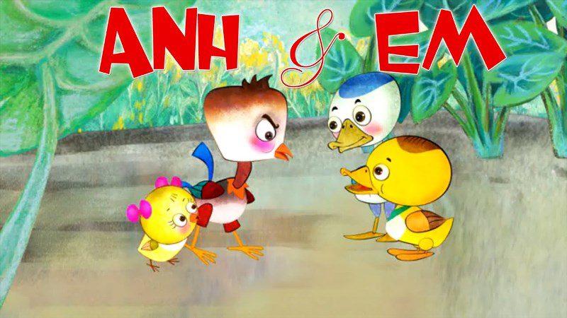 Phim hoạt hình do Hãng phim hoạt hình Việt Nam sản xuất