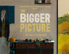 Phim hoạt hình hay The Bigger Picture film poster