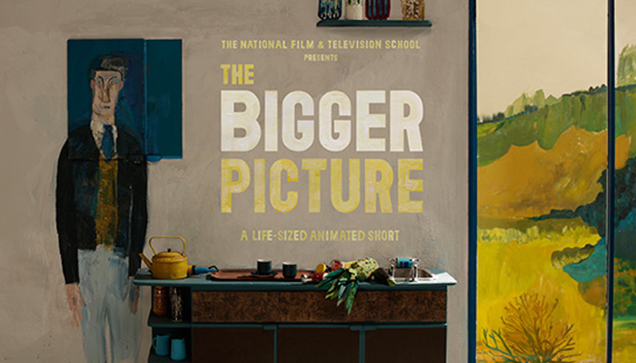Phim hoạt hình hay The Bigger Picture film poster