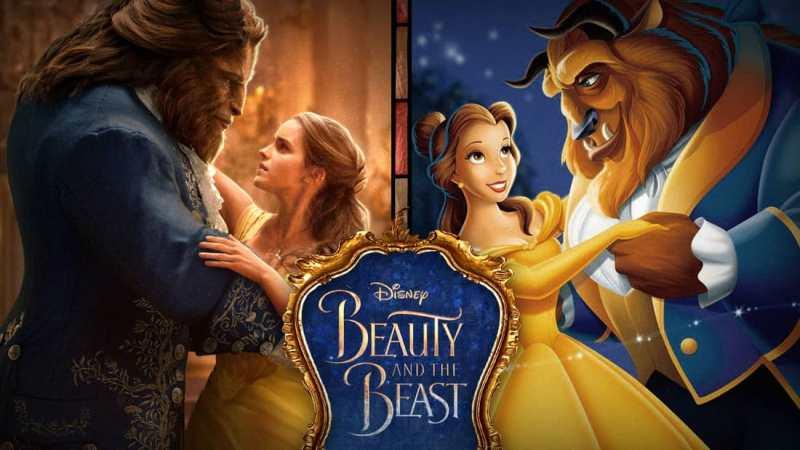 Phim hoạt hình Người đẹp và quái vật đã được chuyển thể thành phiên bản live-action