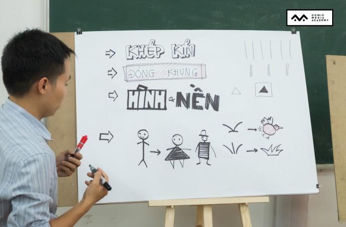 [Day 01] Khoá học Sketchnote Sketchtalk cho Room To Read