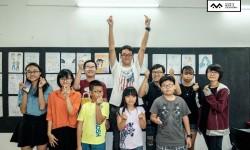 Tổng kết lớp dạy vẽ truyện tranh Manga Comics nâng cao khóa 5