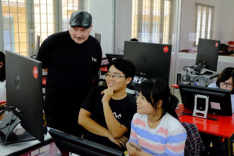 Viện Truyện tranh và Hoạt hình nỗ lực đào tào nguồn nhân lực trẻ cho công nghiệp hoạt hình Việt Nam