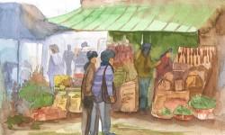 [Hình ảnh] Bài tập kỳ thực tế tại Đà Lạt – Nguyễn Khương Thảo