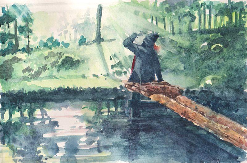 Bài thực tế tại Đà Lạt Nguyễn Hồng Quân 8