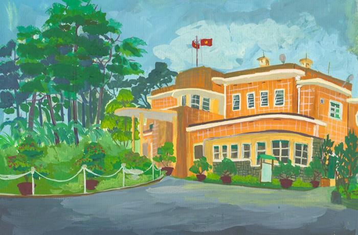 [Hình ảnh] Bài tập kỳ thực tế tại Đà Lạt – Nguyễn Thị Hoài Thương