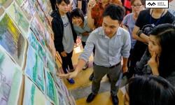 [Hình ảnh] Buổi báo cáo kỳ thực tế tại Đà Lạt