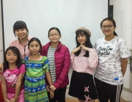 Bế giảng lớp dạy vẽ Manga Comics nâng cao 7 10